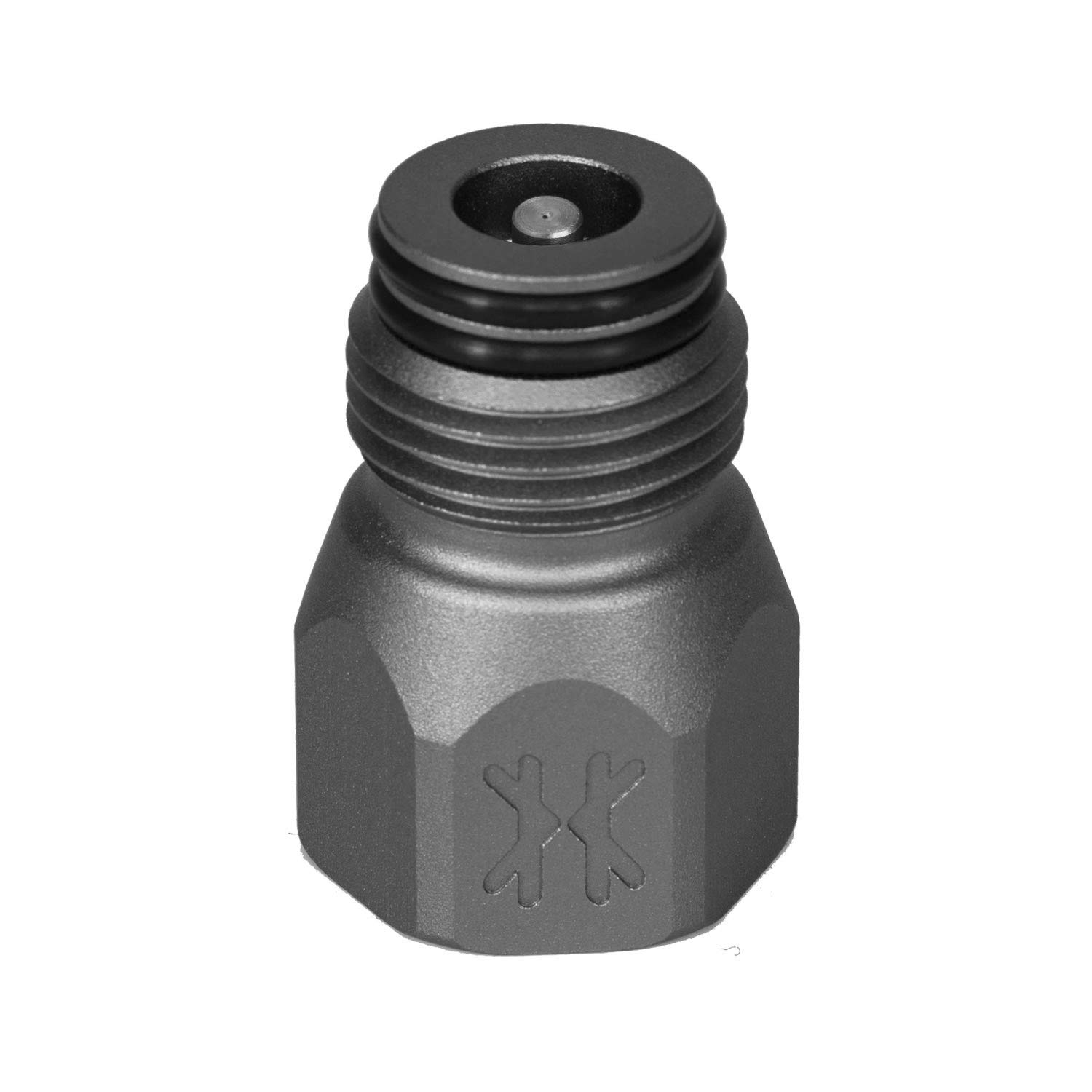 HK Army Paintball Regulator Extender - Pewter by HK Army
