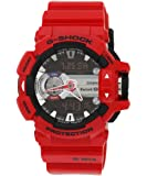 Casio G-Shock Analog-Digital Red Dial Men's Watch - GBA-400-4ADR (G559)