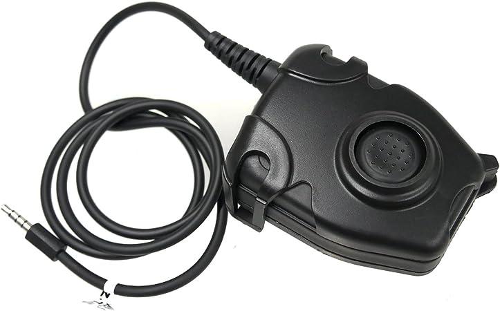 PTT Push to Talk Z112 Headset Adapter