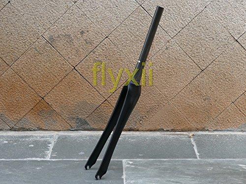 Brand New Full Carbon UD Matt Road Bike Fork 700C ( FK-4) by flyxii