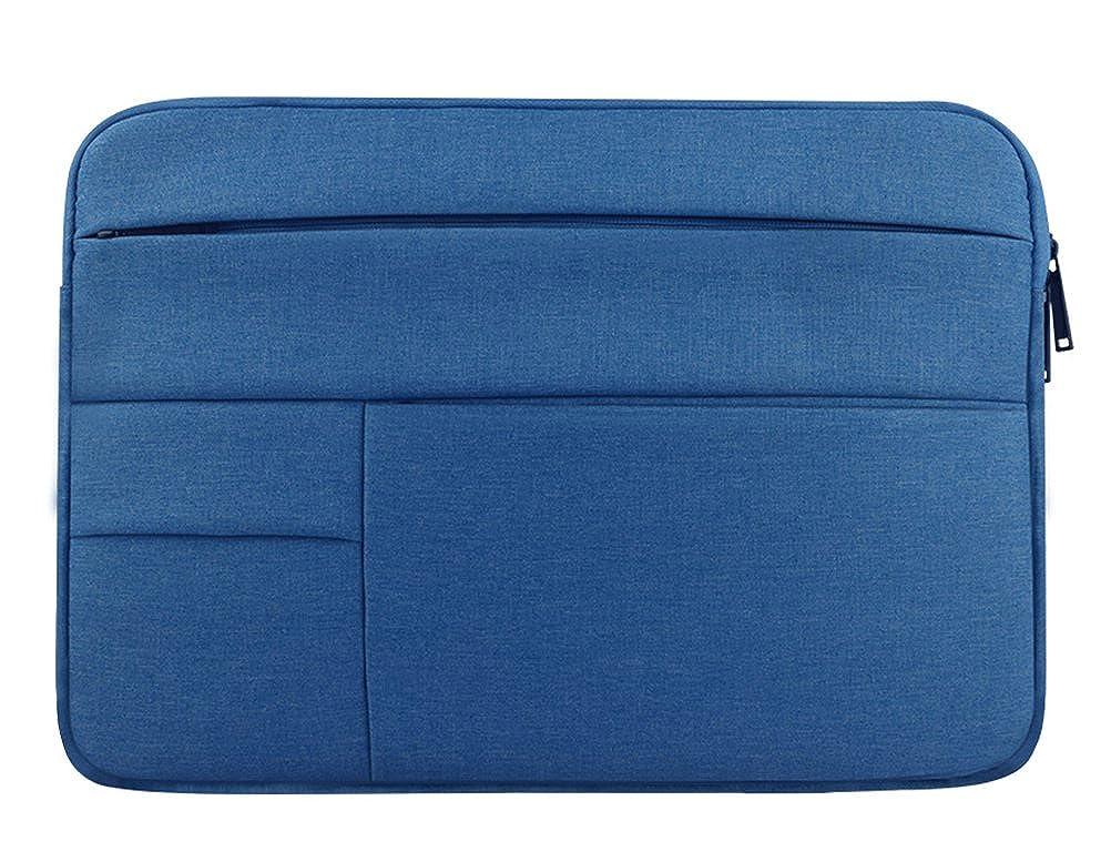 ac5a3fde8fbdc Laptophülle Laptop Notebook Tasche Laptop Sleeve Laptoptasche Mit Reißverschluss  Schutzhülle Hülle Sleeve Tasche für Ultrabook Laptop  Amazon.de  Schuhe    ...