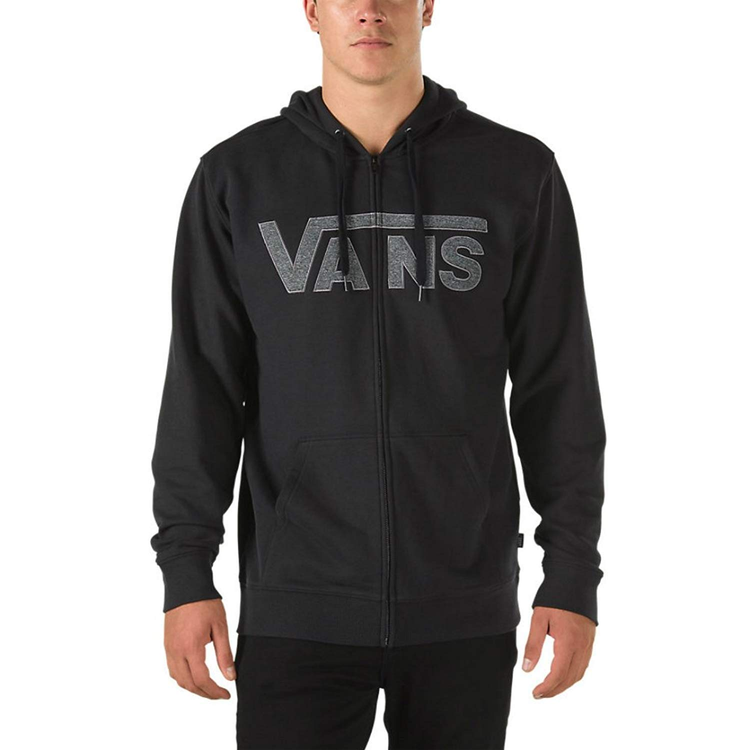 210b1924ba Amazon.com  Vans Men s Drop V Full Zip up Hoodie  Clothing