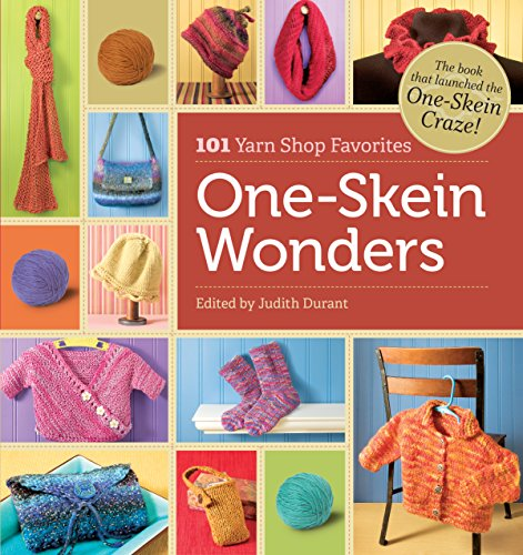 One Skein Scarf - One-Skein Wonders®