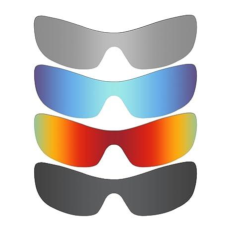 4 pares de cristales polarizados de repuesto, de la marca MRY ...