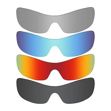 4 pares de cristales polarizados de repuesto, de la marca ...