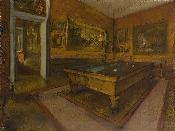 Berkin Arts Edgar Degas Giclee Papel de Arte impresión Obras de ...