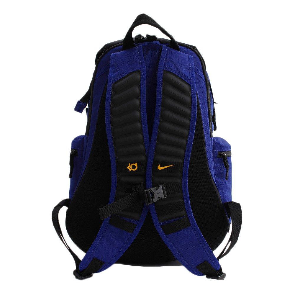 Amazon.com  Nike KD Trey 5 V Kevin Durant Blue Black Men Basketball Backpack  BA5389-450  Clothing 69d9765e97ddf