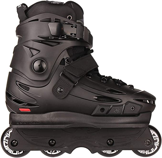 Express Shipping!! Aggressive Inline Skates Blazer with Omniroller Bag Included