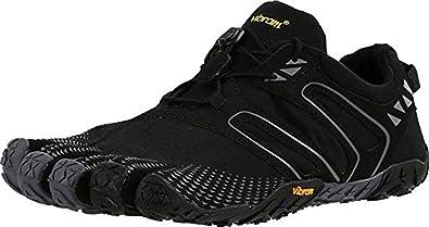 pretty nice a2ba5 8c7be Vibram FiveFingers Men's V-Trail Barefoot Shoes & Toesock Bundle