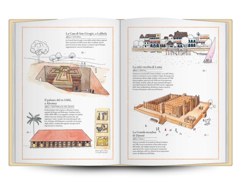 Inventario illustrato delle meraviglie del mondo. Ediz. illustrata ...
