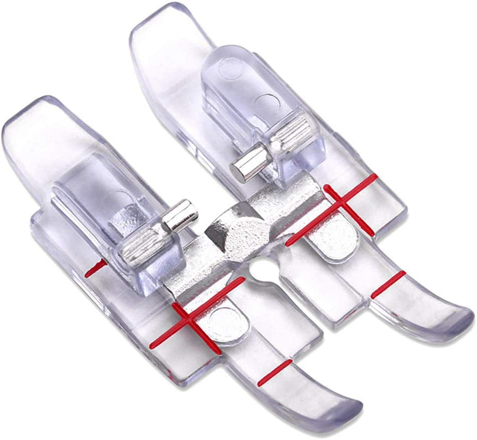 DREAMSTITCH 820883096 Prensatelas para máquina de coser Pfaff de 1 ...