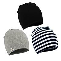 YJWAN Unisex Baby Beanie Kids Toddler Infant Cotton Soft Cute Lovely Knit Hat Cap