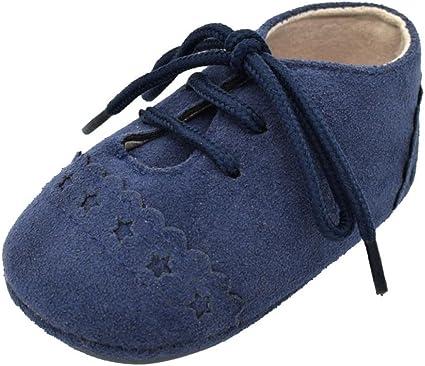 Pour Bébé Garçon Fille Unisexe Hiver Chaud Anti Dérapante Pantoufles Chaussures Taille 0-6,6-12m