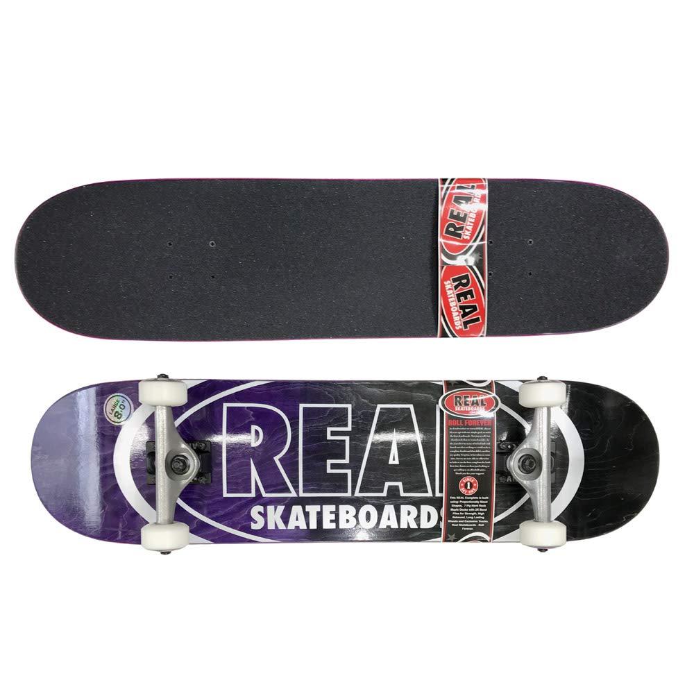 【新品本物】 REAL/リアル RS RS METALLIC OVEL FADES COMPLETEスケートボード FADES、コンプリートセット REAL/リアル B07R7FG1QS, カワイムラ:f89dd7d1 --- 4x4.lt
