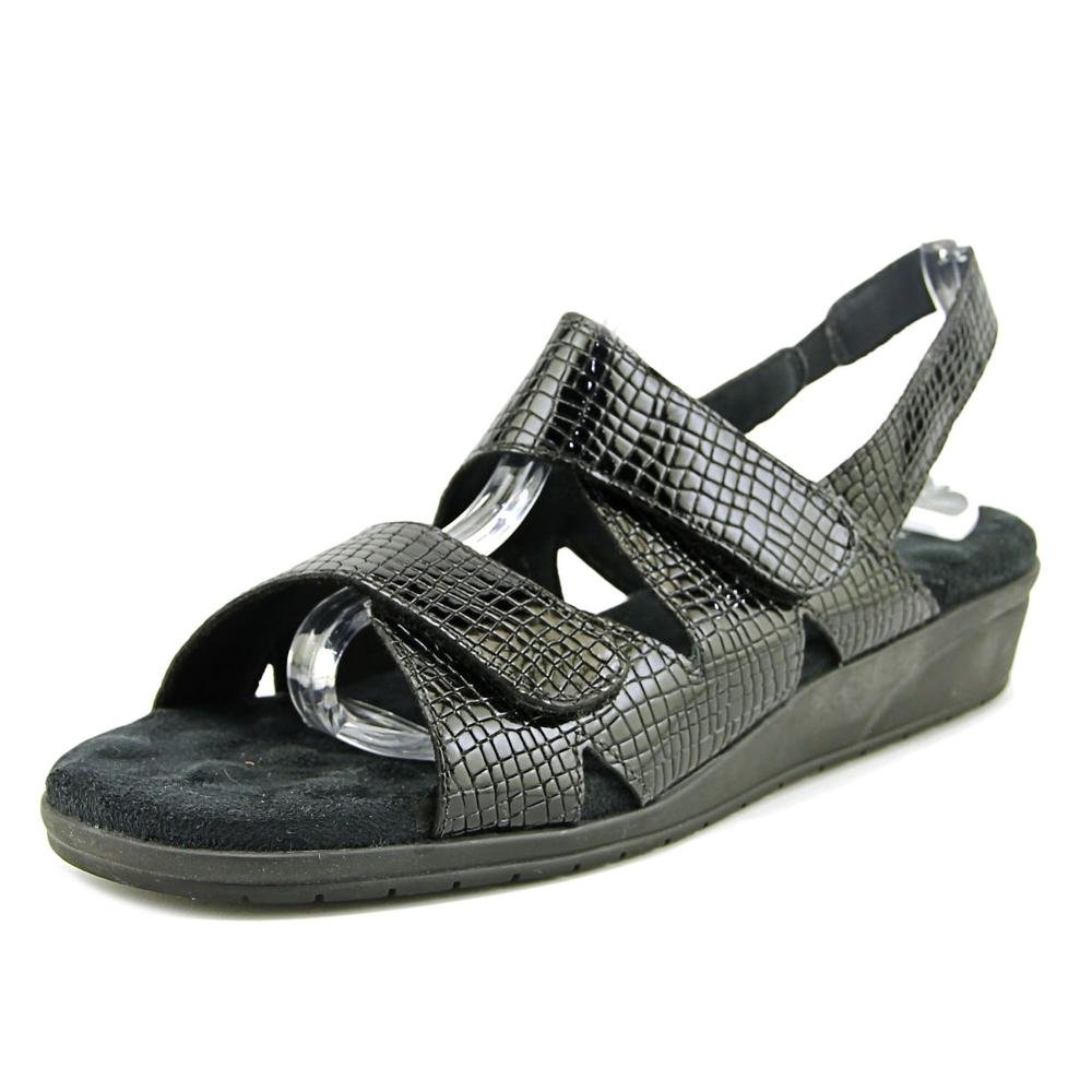 Walking Cradles Orwell Women's Sandal B06X99ZHT2 8 2A(N) US|Black-alligator