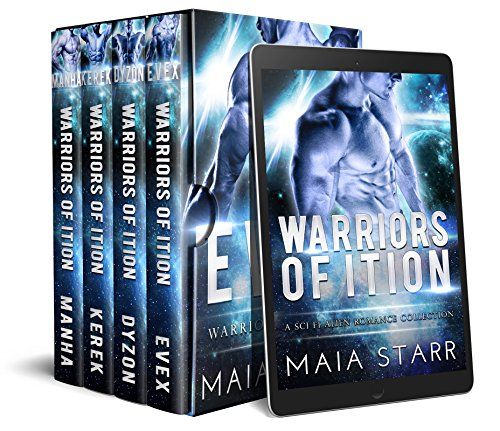 Warriors Of Ition: A Sci Fi Alien Romance Collection