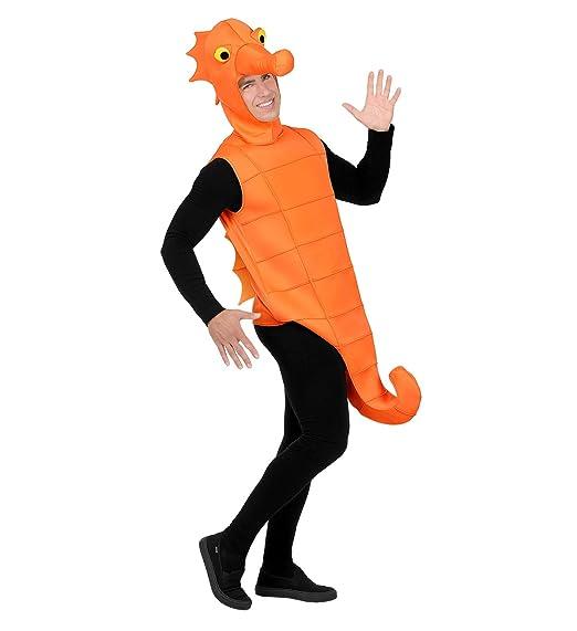 Partypackage Disfraz de Caballito de mar para Adultos, Talla XL ...