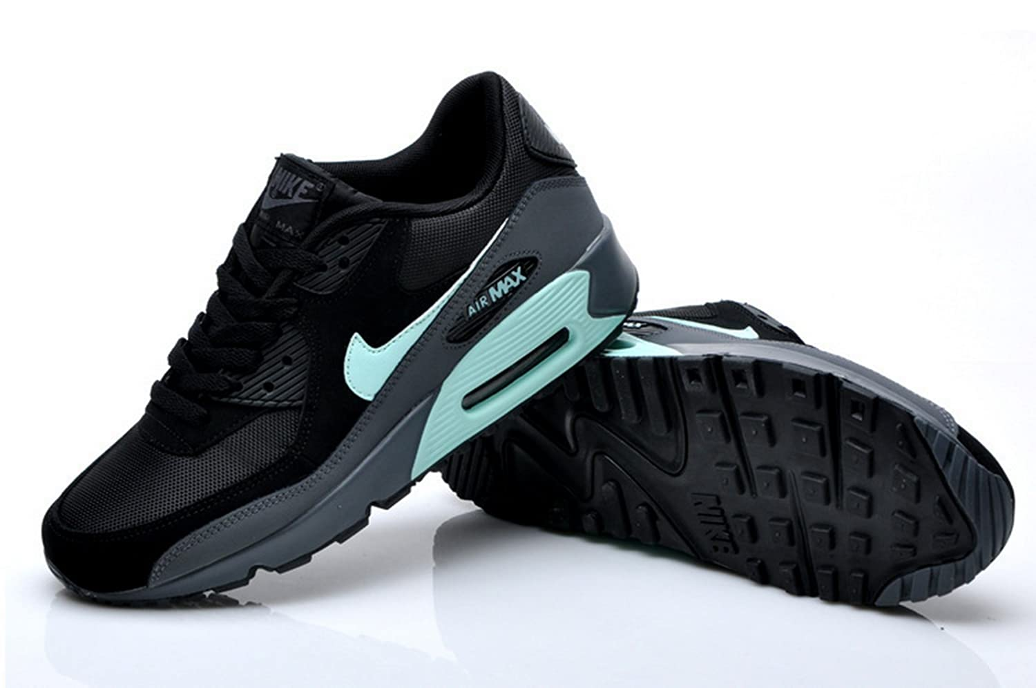 61bfb2d93c99 Nike Men s AIR MAX 90 LTR Running Shoes Sneakers Trainers 8001-21 ...
