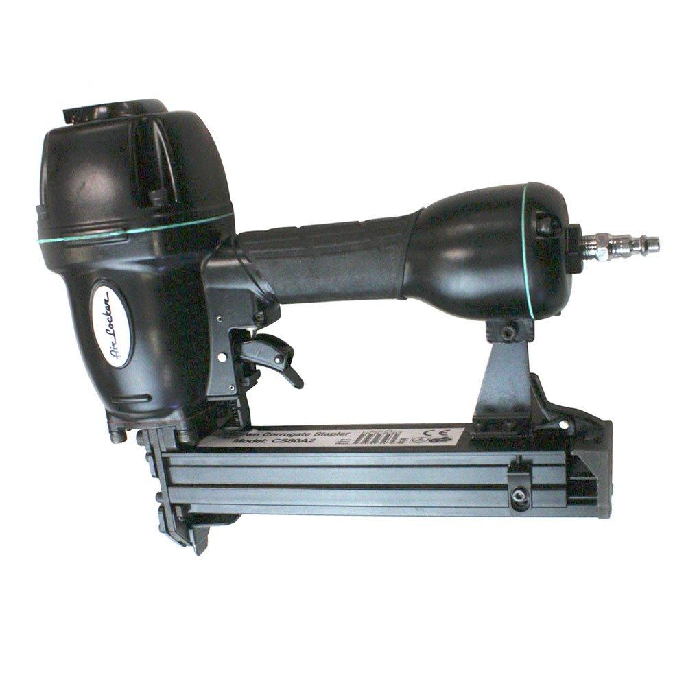 AIR LOCKER CS80A2 3/8 Inch to 5/8 Inch Heavy Duty Aluminum Body Corrugated Fastener by Air Locker
