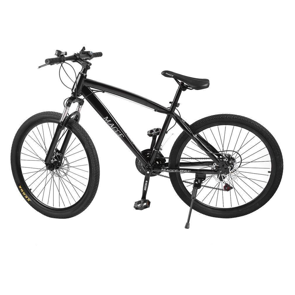 "Belovedkai Mountain Bike 26"" Carbon Steel Frame 21 Speed Wheel ..."