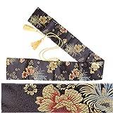 Eforlife Silk Sword Bag Samurai Katana Wakizashi