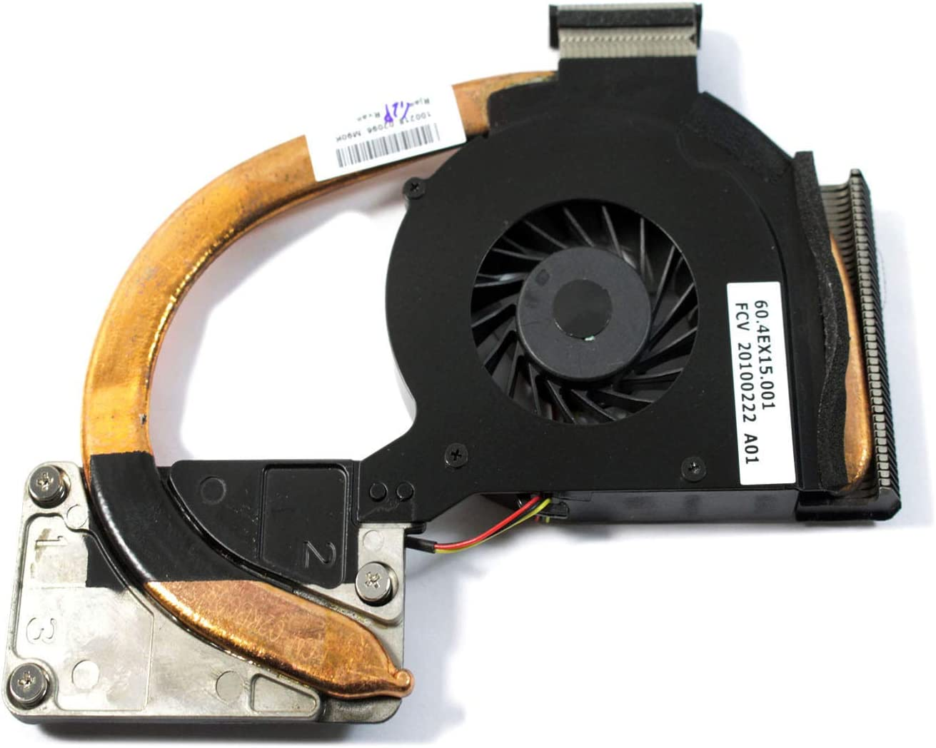 Dell Vostro 3300 CPU Cooling Fan and Heatsink 5HN30