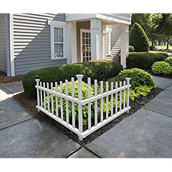 Amazon Com Garden Fence Paper Plans So Easy Beginners