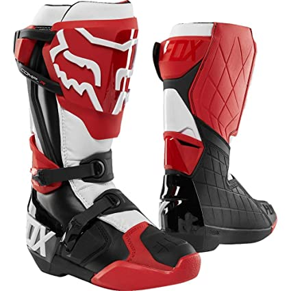 fec02c9839d Fox Racing 2019 Comp R Boots (10) (RED/BLACK/WHITE)
