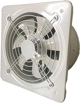 WEIWEITOE Funcionamiento Industrial Estable de Poco Ruido del Ventilador Comercial del Extractor de Aire del ...