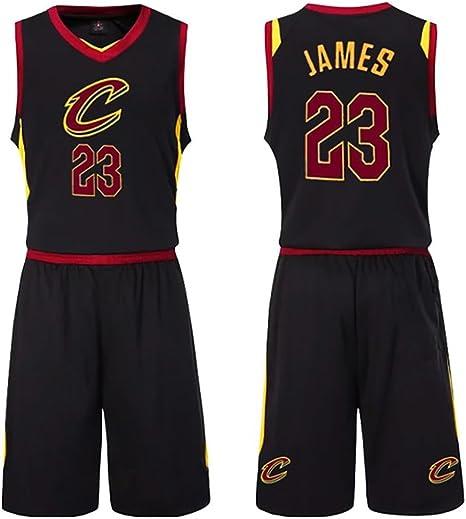 God Sweet Cleveland Cavaliers Camiseta 2018 NBA All Star LeBron James Camiseta de baloncesto Pantalones Cortos Para Mujer Hombre Niños, 23 JAMES, XXXL(175 bis 180): Amazon.es: Deportes y aire libre