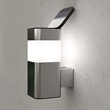 SolarCentre Kodiak Mini Solar Wall Light Amazoncouk Lighting