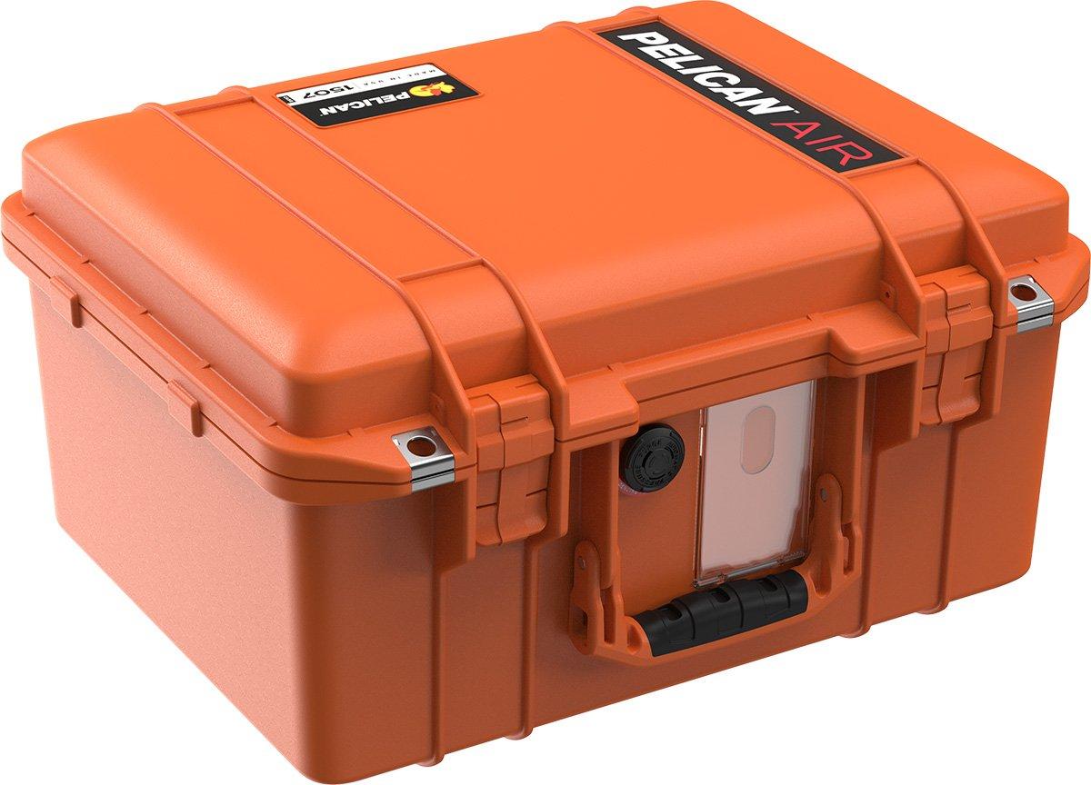 cvpkg PresentsオレンジPelican 1507ケース。Comes with Foam。 B07FK6DPQ1