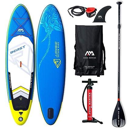 Aqua Marina Beast 10.6 ISUP Sup Stand Up Paddle Board Remo Después ...