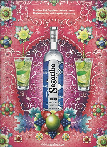 magazine-print-ad-for-2009-sagatiba-rum-print-ad