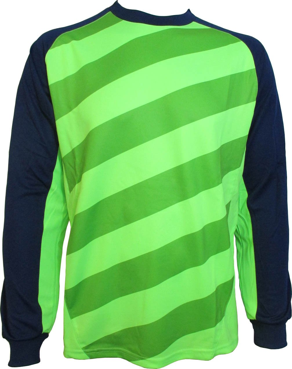 Vizari Padova Goalkeeper Jersey 60024-Green/Navy-AL-Parent