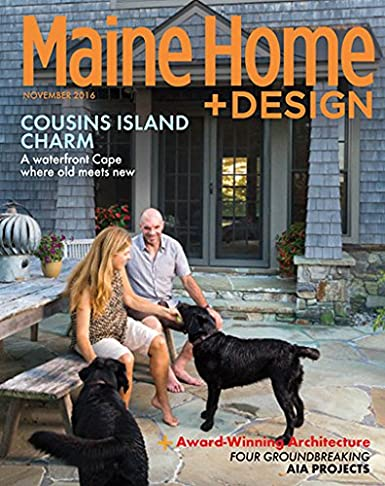 Maine Home & Design: Amazon com: Magazines