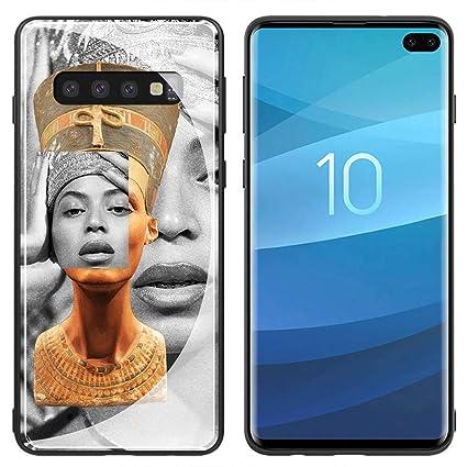 Amazon com: Samsung Galaxy S9 Case, Soft TPU Frame