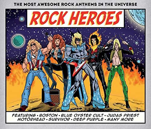 Rock Heroes / Various ()
