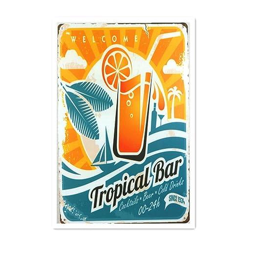Toddrick Bangers & Mash Cartel de Chapa Estilo Vintage ...