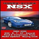 Honda Acura NSX, 1989-2005, R. M. Clarke, 1855208873