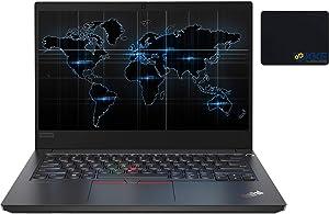 2021 Newest Lenovo Thinkpad E14 Business Laptop, 14
