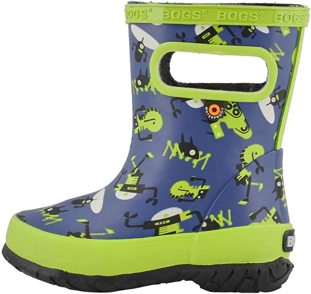 BOGS Kids Skipper Rain Shoe