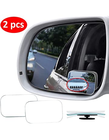 Blind Spot Mirror for Cars LIBERRWAY Blind Side Mirrors HD Glass Side Mirror  Blind Spot Frameless eda645294595