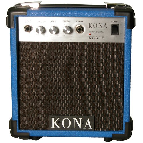 Kona KCA15BL 10 Watt Electric Guitar Amp