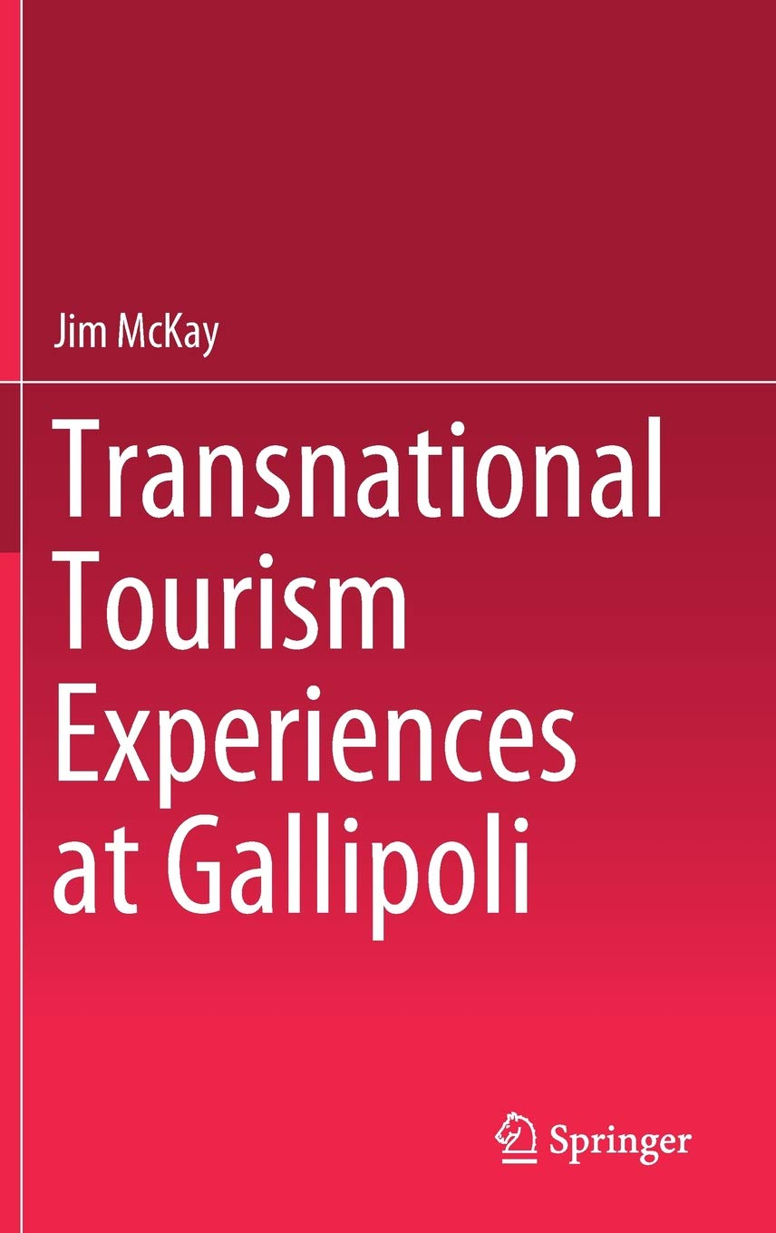 Download Transnational Tourism Experiences at Gallipoli pdf