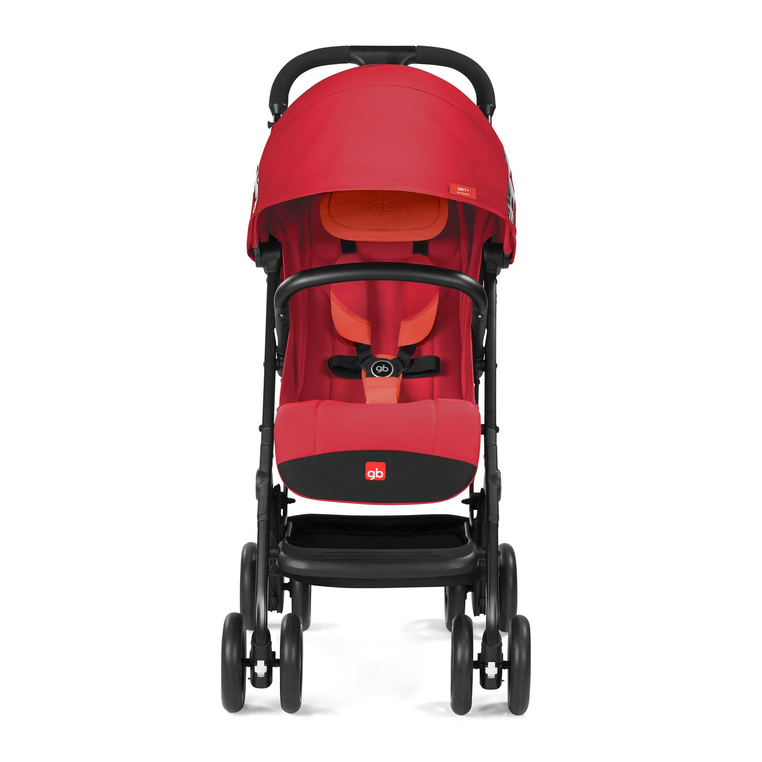 gb 2019 Buggy QBIT+ All-Terrain with Bumper Bar''Night Blue''- from Birth up to 17 kg (Approx. 4 Years) - GoodBaby QBIT Plus by gb (Image #2)