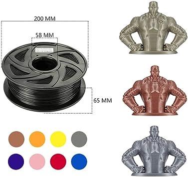 PLA Filamento/Filamento De Impresora 3D PLA/para Impresora 3D Y ...