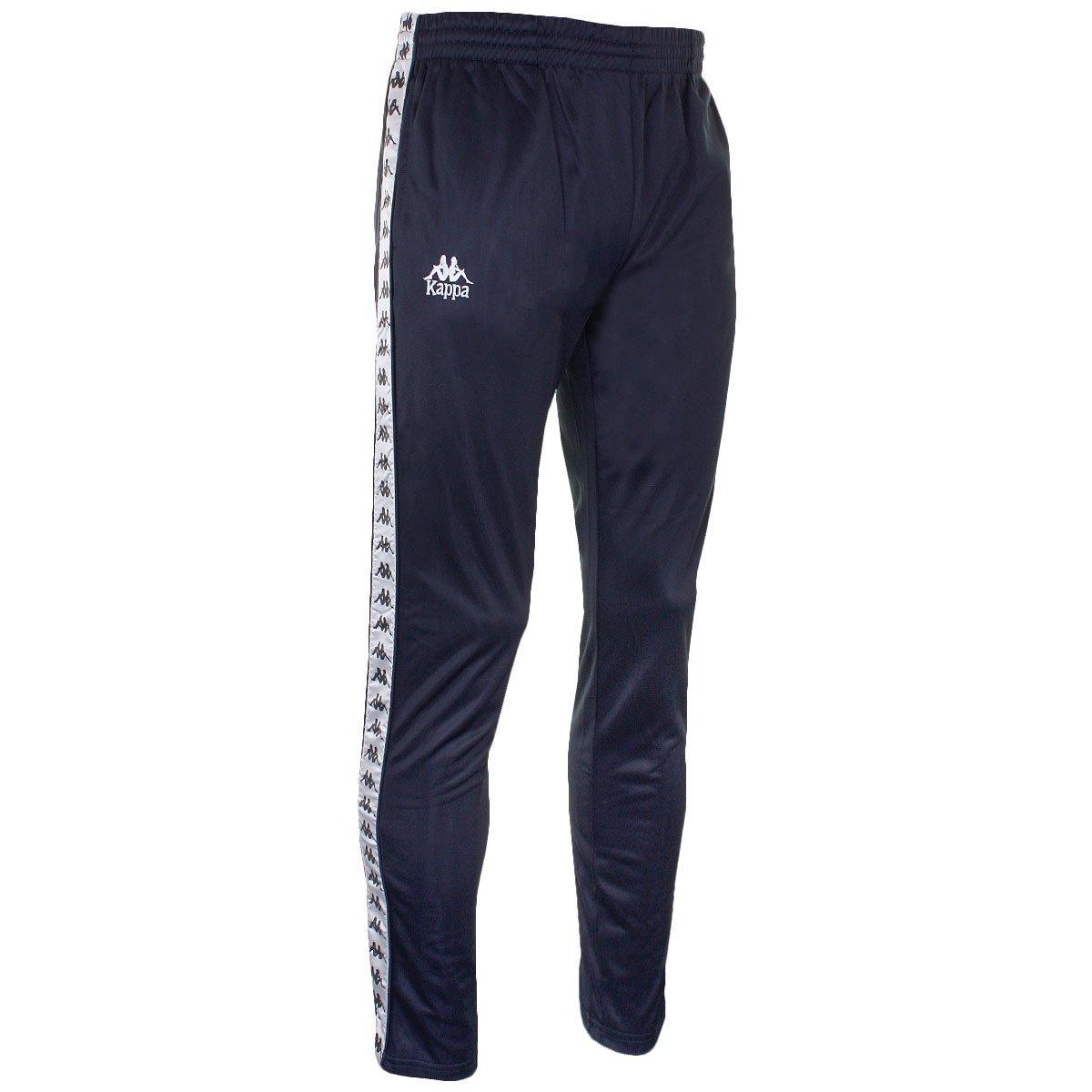 9980abb04e Kappa Men's Glanford Pants Training Track Pant - US M - Navy Blue ...