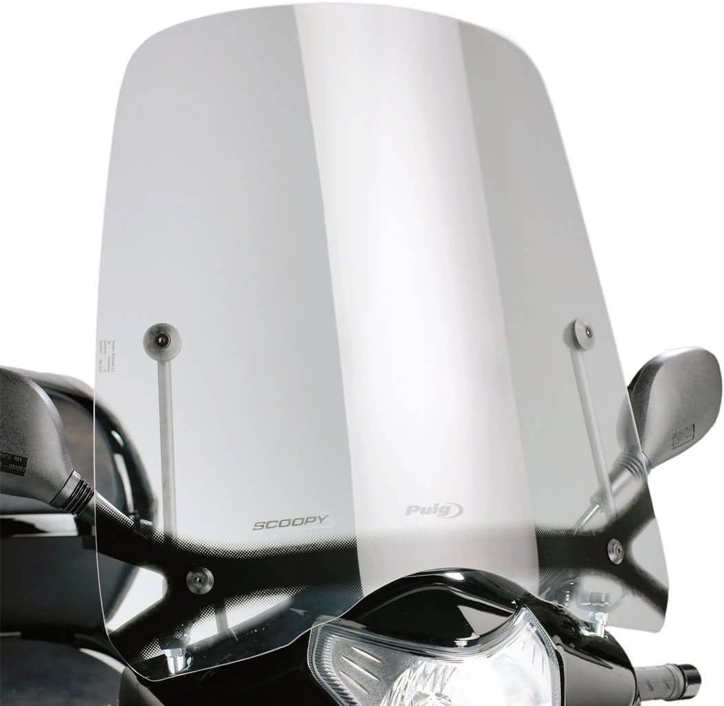 Windschild Puig T G Transparent Klar Für Honda Sh 300i 07 10 Auto