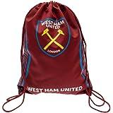 West Ham United F.C. Gym Bag SV Official Merchandise